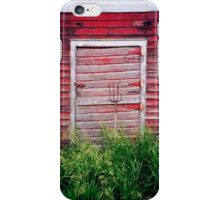 Grandpa's Barn iPhone Case/Skin