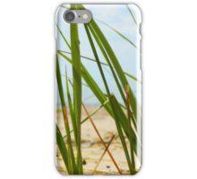 Lake Michigan Beach Grass iPhone Case/Skin