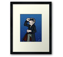 Doctor Who - Twelfth Doctor Framed Print