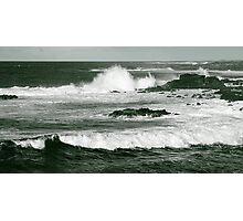 All at sea Photographic Print
