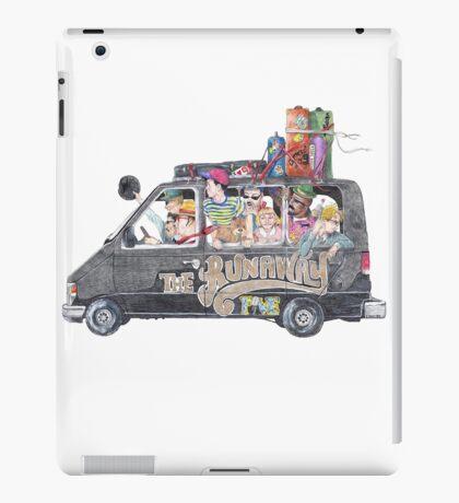 Runaway Five - Earthbound iPad Case/Skin