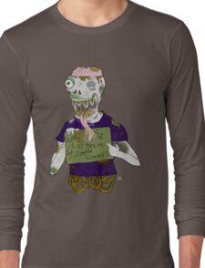 Sewer Zombie 3 Long Sleeve T-Shirt