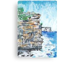 Jacob's Ladder, The Gap Canvas Print