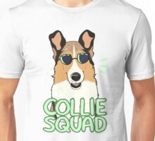 COLLIE SQUAD (smooth + sable) Unisex T-Shirt