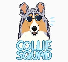 COLLIE SQUAD (rough + merle) Unisex T-Shirt