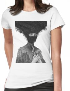 Royal Blood Womens Fitted T-Shirt