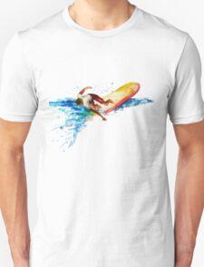 surfing safari Unisex T-Shirt