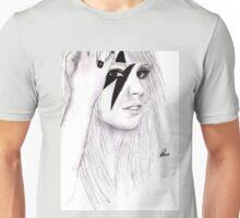 Lady GaGa Drawing Unisex T-Shirt
