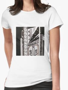 Paramount Womens Fitted T-Shirt