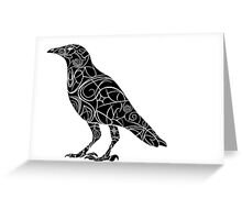 Murder of Crow Greeting Card