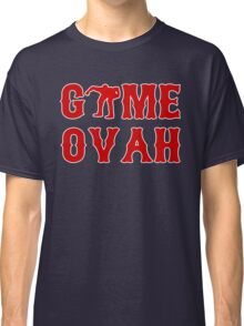 GAME OVAH NAVY Classic T-Shirt