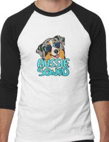 AUSSIE SQUAD Men's Baseball ¾ T-Shirt