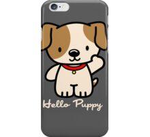 Hello Puppy iPhone Case/Skin