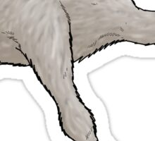 Megalapteryx, the upland moa Sticker