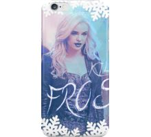 Killer Frost from The Flash iPhone Case/Skin