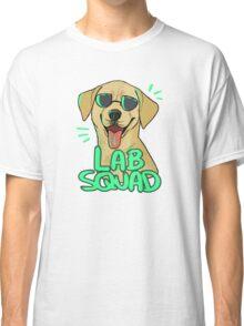 YELLOW LAB SQUAD Classic T-Shirt