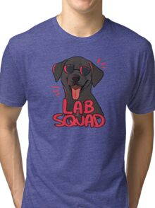 BLACK LAB SQUAD Tri-blend T-Shirt