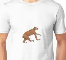 One among many, the extinct lemur Mesopropithecus Unisex T-Shirt