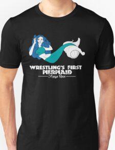 Wrestling's First Mermaid Unisex T-Shirt