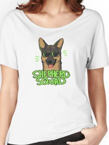 SHEPHERD SQUAD Women's Relaxed Fit T-Shirt