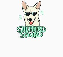 WHITE SHEPHERD SQUAD Unisex T-Shirt
