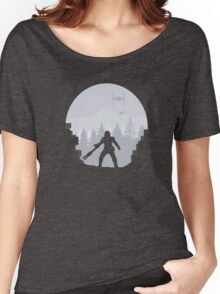 """""""Traitor!"""" - Minimal Women's Relaxed Fit T-Shirt"""