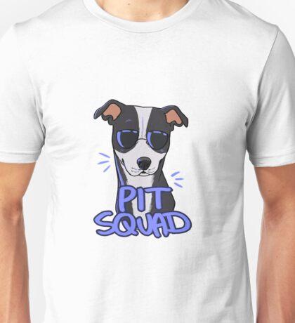 BLACK PIT SQUAD Unisex T-Shirt