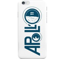 Homage to the Apollo 11 iPhone Case/Skin