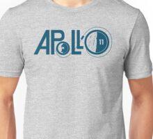 Homage to the Apollo 11 Unisex T-Shirt