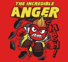 The Incredible Anger One Piece - Short Sleeve