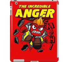 The Incredible Anger iPad Case/Skin