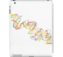 Color Ribbon #1 iPad Case/Skin