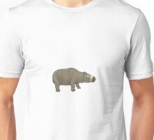 Toxodon, a South American ungulate Unisex T-Shirt