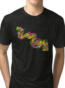 Color Ribbon #2 Tri-blend T-Shirt