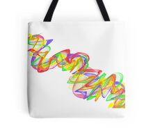 Color Ribbon #2 Tote Bag