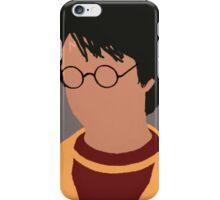 Harry Potter Minimalist  iPhone Case/Skin
