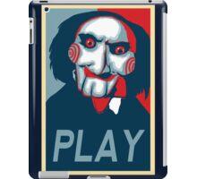 Play iPad Case/Skin