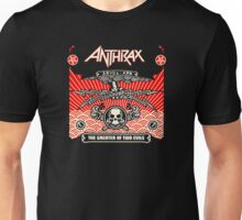 American Thrash Metal Band Anthrax Unisex T-Shirt