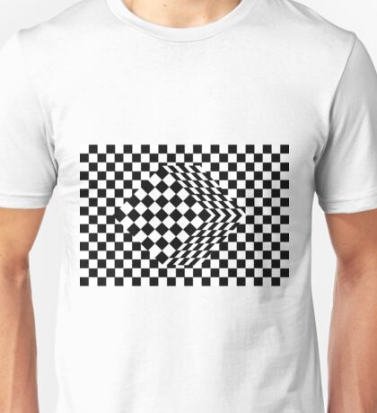 optical illusion ultimate Unisex T-Shirt