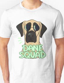 DANE SQUAD (fawn) Unisex T-Shirt