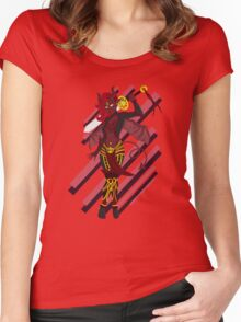 Succubus Women's Fitted Scoop T-Shirt