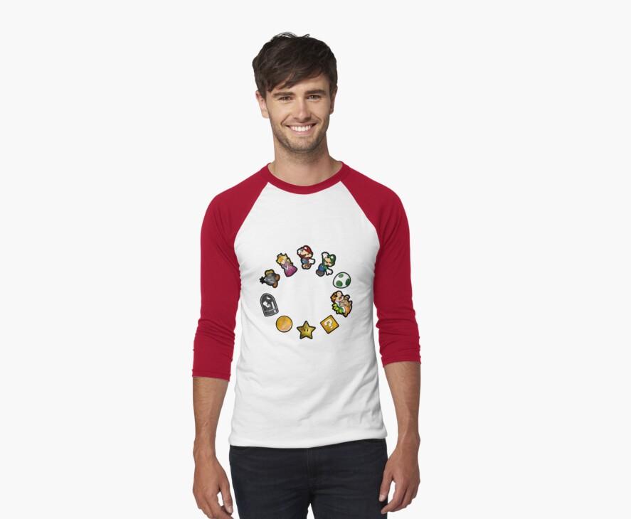 Ita Me! Galaxy Mario! by nicwise