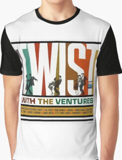 Twist guitar Graphic T-Shirt