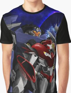 Decepticons (Transformers: Prime) Graphic T-Shirt