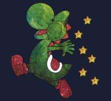 Intergalactic Yoshi by nicwise