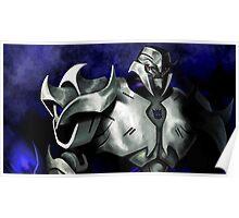 Transformers Prime: Megatron Poster
