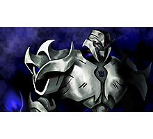 Transformers Prime: Megatron Photographic Print