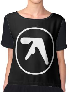 Aphex Twin Cotton Chiffon Top
