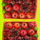 pomegranates for sale  by DAdeSimone