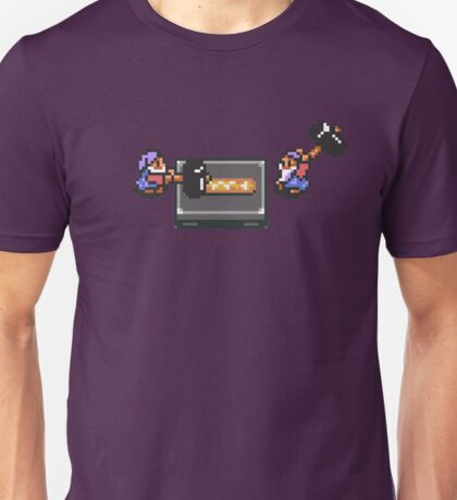 Dwarven Swordsmith brothers Unisex T-Shirt